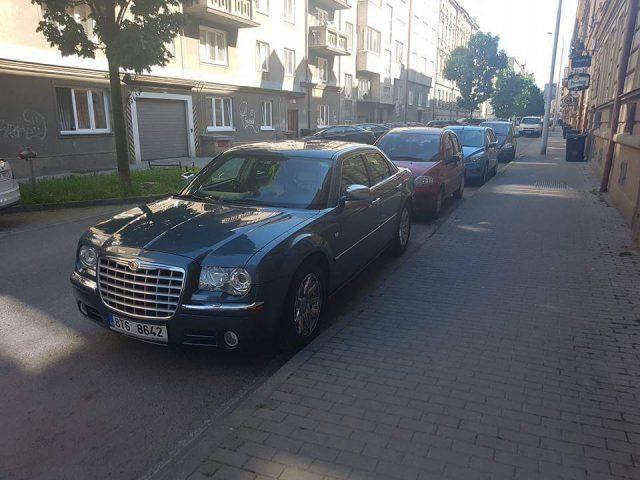 """Chrysler 300C HEMI LPG """"ETH"""""""